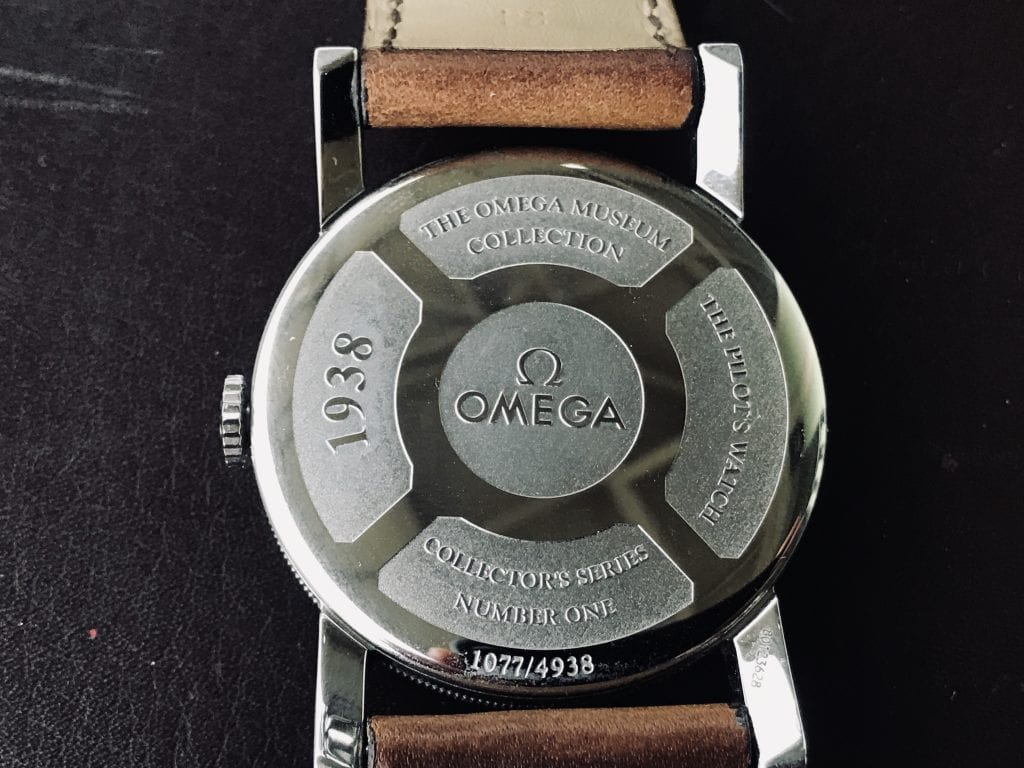 omega serial numbers search
