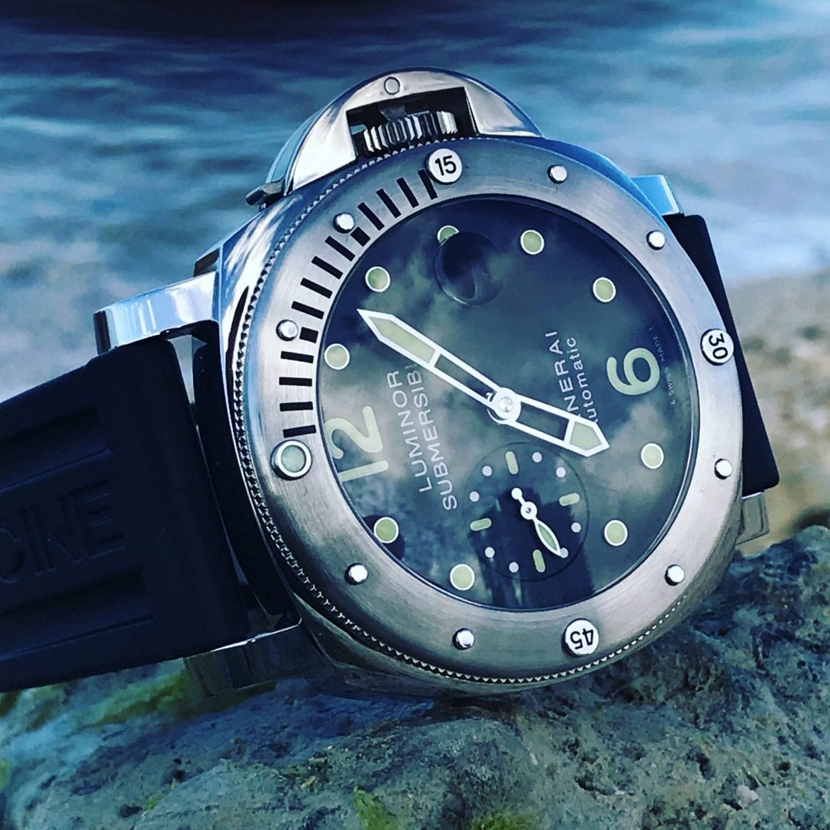 watch collection of Panerai 25