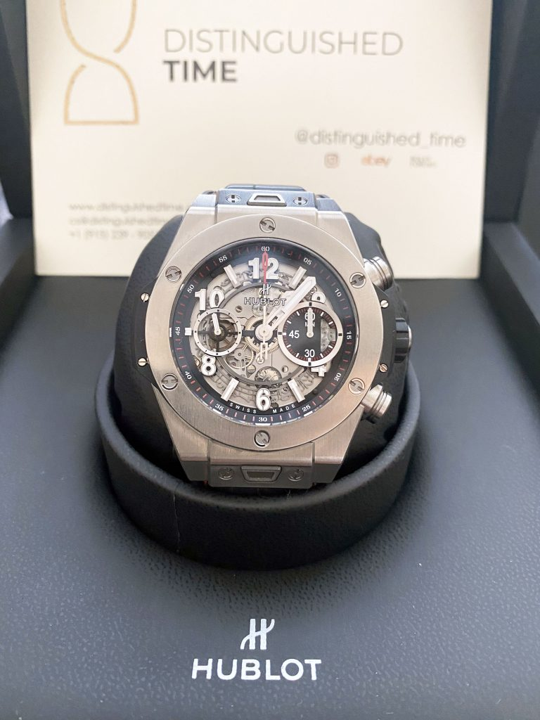 Hublot, Hublot watch
