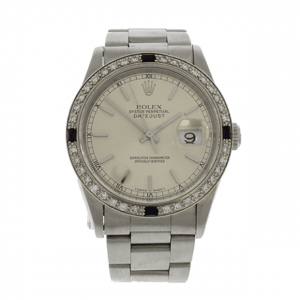 Rolex, ladies watch, ivory