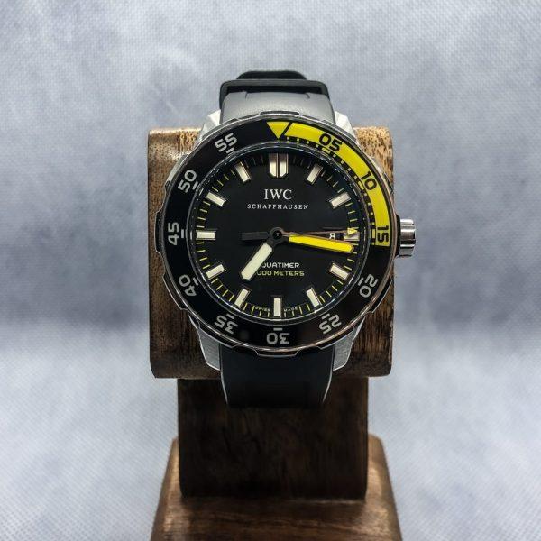 IWC Aquatimer 2000 Dial