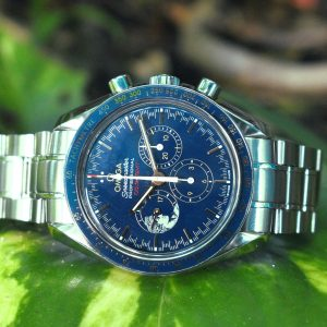 Omega Speedmaster Apollo 17 XVII 45th Anniversary Limited Edition