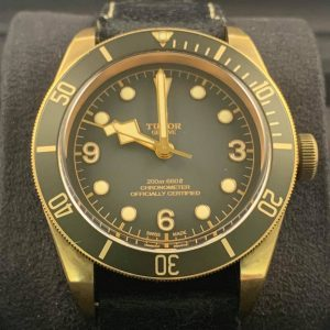 Tudor Heritage Black Bay Bronze 43mm, 79250BA