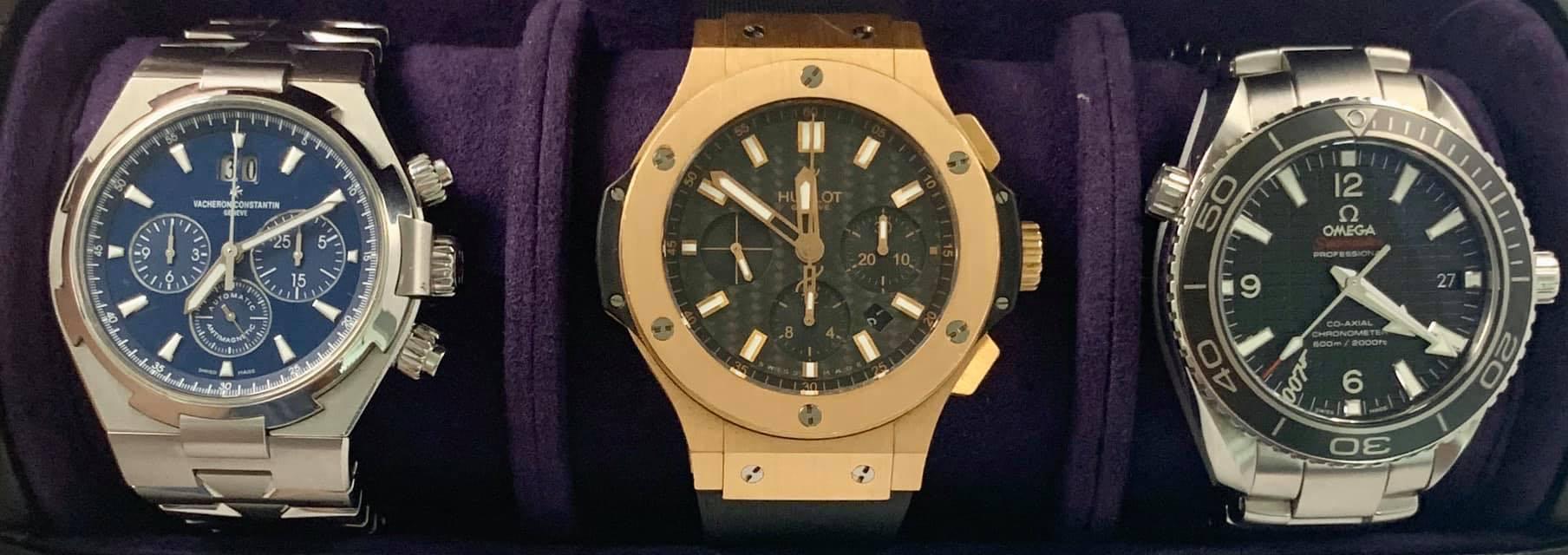 GJW Timepieces
