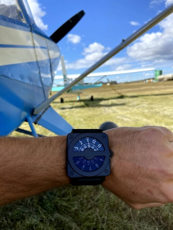 Bell and Ross BR01-92