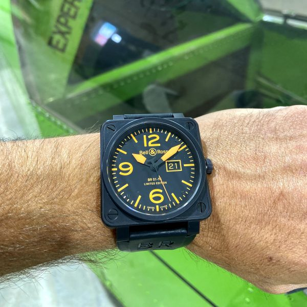 bell and ross BR01 96