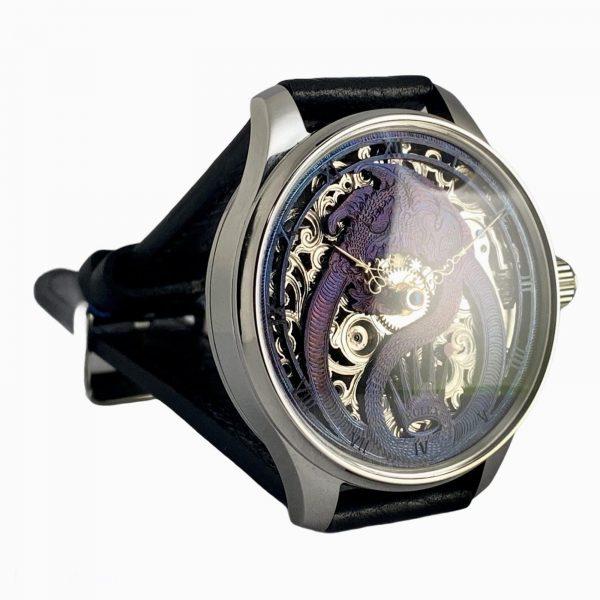 rolex skeleton watch