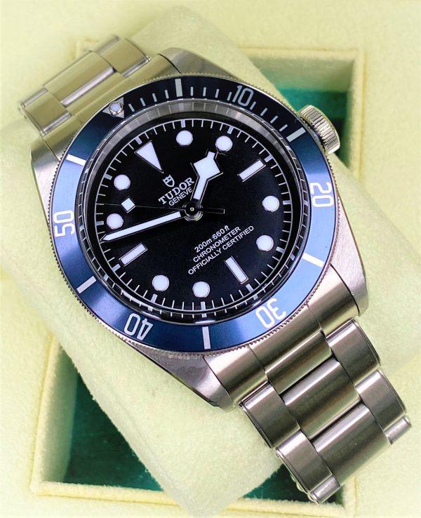 Tudor Black heritage 79230B
