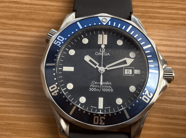 Omega Seamaster 2541.80