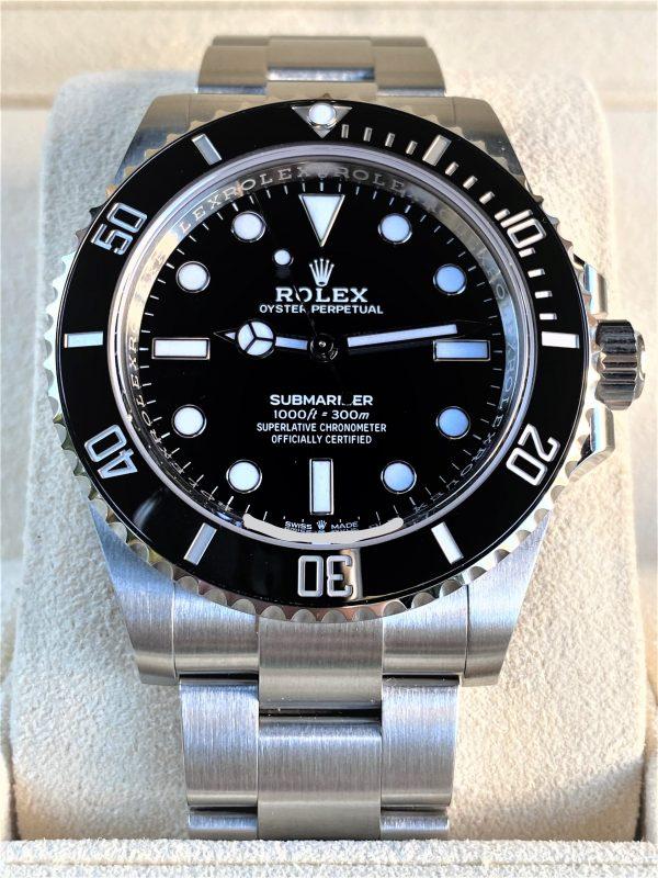 Rolex Submariner No-Date 41mm 124060 2020 Unworn