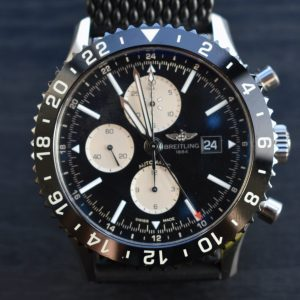 Breitling Chronoliner Stainless Steel Chronograph Y24310