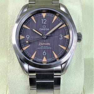 Omega Seamaster Railmaster Co-Axial Chronometer 40mm