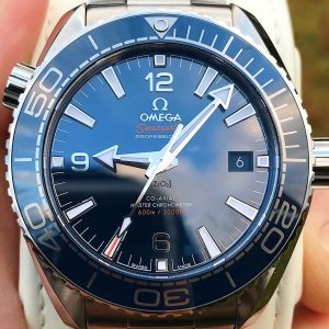 Omega Seamaster Planet Ocean Blue 600 Co Axial 44mm steel 215.30.44.21.03.001