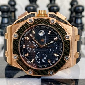 Audemars piguet Juan Pablo Montoya Rose Gold Limited 500pcs 26030RO.OO.D001IN.01