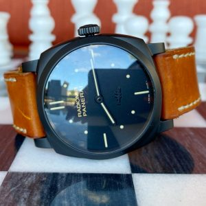 Panerai Pam 577 Radiomir 1940 3 Days Ceramica Black Ceramic Manual 48mm Pam00577