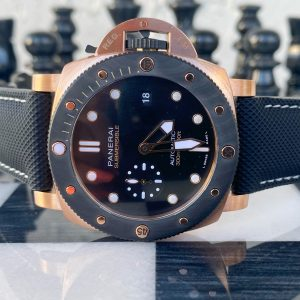Panerai Luminor PAM01070 Goldtech Orocarbo Rare Piece - Complete