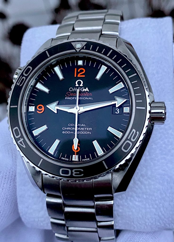 Used Omega watches for sale sell them faster