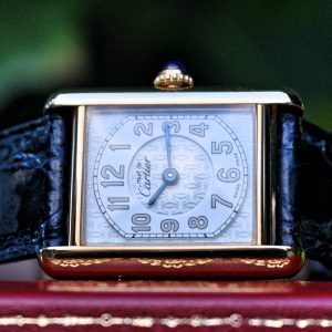 Cartier Ladies Watch box and papers