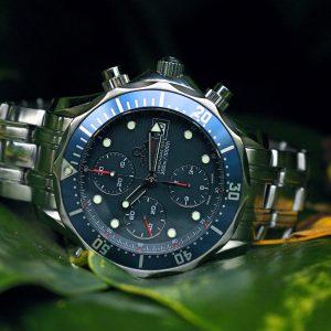 Omega Seamaster Diver Chronograph 2225.80
