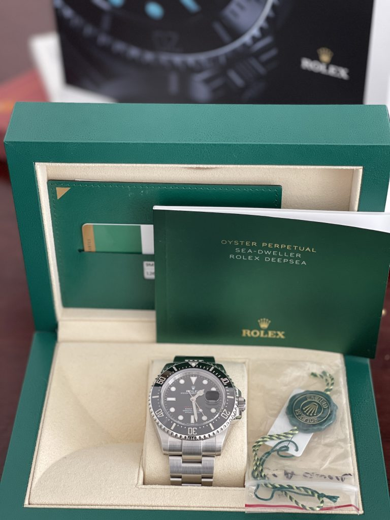 Buying used watches Rolex