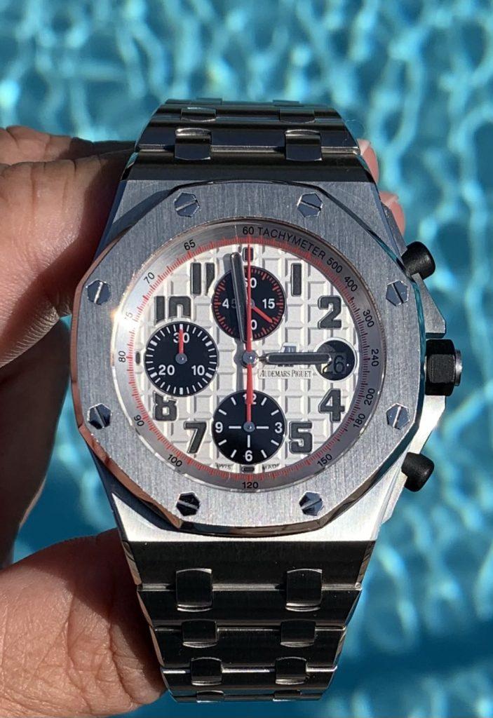 renting luxury watches Audemars Piguet