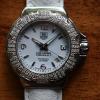 Tag Heuer Ladies watch diamonds